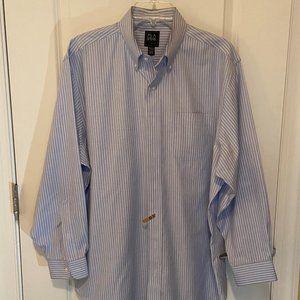 Jos. A. Bank Traveler Tailored Fit Dress Shirt